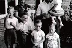 Datering 1959. fam. vd Wetering