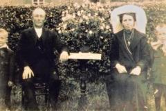 Datering 1928. fam van Berlo
