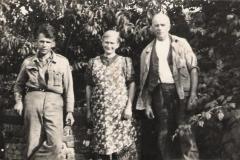 Datering 1946. fam Kuipers