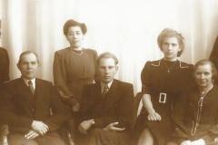 Datering 1939. Familie van Eerdt.