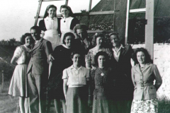 Datering 1948. Kermis