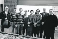 Datering 1999. bestuur van het St Petrus