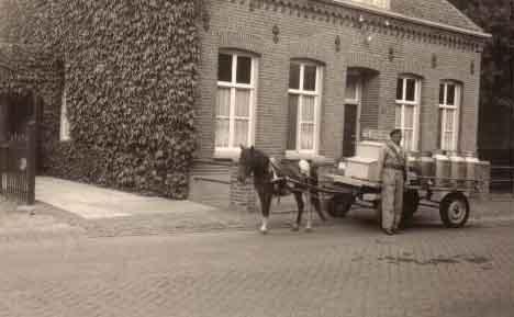 Datering 1950 Theo Bevers