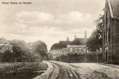 Datering 1920.  Huize Padua