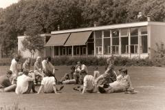 Datering 1972. schoolgebouw interne opleidingen.