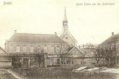Datering onbekend. Huize Padua, aan den Achterkant.