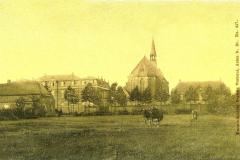 Datering 1900. Ansichtkaart Huize Padua