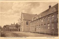 Datering 1923. Capucijnen Klooster