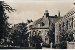 Datering 1947. hoofdgebouw van Huize Padua
