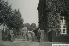 Datering 1939. Huize Padua tijdens Mobilisatie.