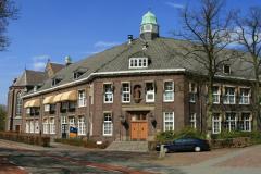 Datering 2013. Administratiegebouw