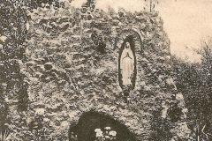 Datering onbekend. Lourdesgrote Huize Padua.
