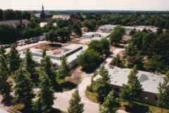 Datering 1990. Huize Padua met Kerk / kapel