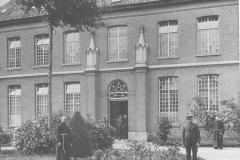 Datering 1890. Het Joseph paviljoen