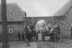 Datering 1900. oude boerderij van Huize Padua