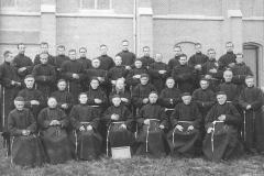 Datering 1908. convent van de broeders Penitenten
