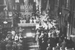 Datering 1965.   Kerk / kapel