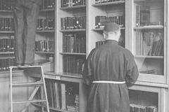 Datering 1960. bibliotheek van Huize Padua