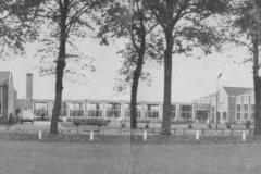 Datering 1962. Huize Padua arbeidstherapie.