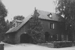 Datering 1990. Villa op de Daniël de Brouwerstraat 18