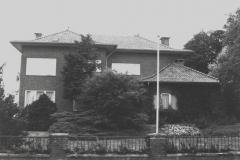 Datering 1990. Daniël de Brouwerstraat 30