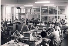 Datering 1950. Industruële arbeidstherapie