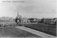 Datering 1925. Het Huize Padua complex