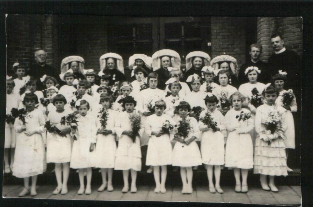 Datering 1936. Mariacongregatie