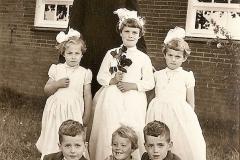 DATERING 1958. priesterwijding-Cor-Peters