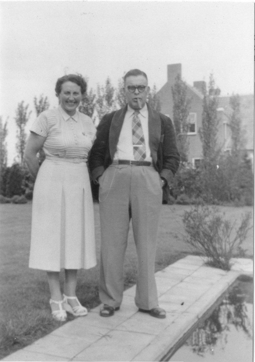 Datering 1952. Dr. Jetten