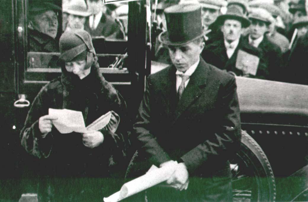Datering 1929. Cornelius Schafrat