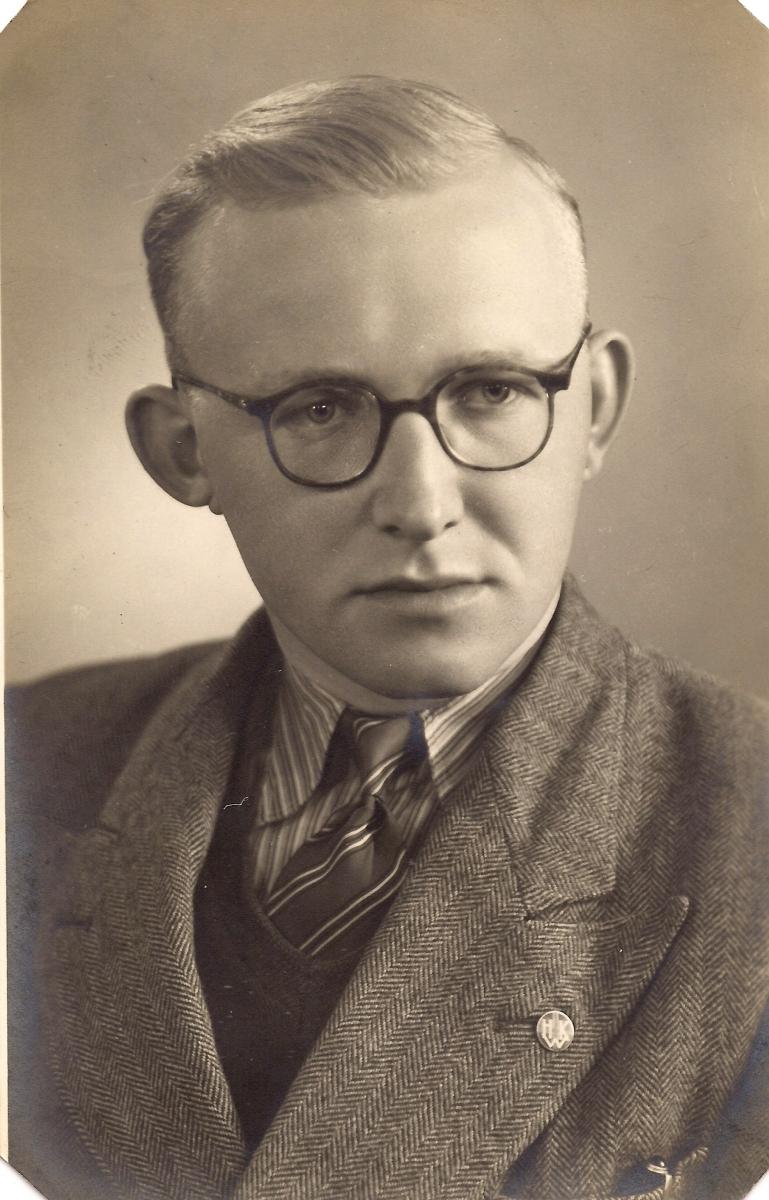 Datering 1950. Huub Kleuskens