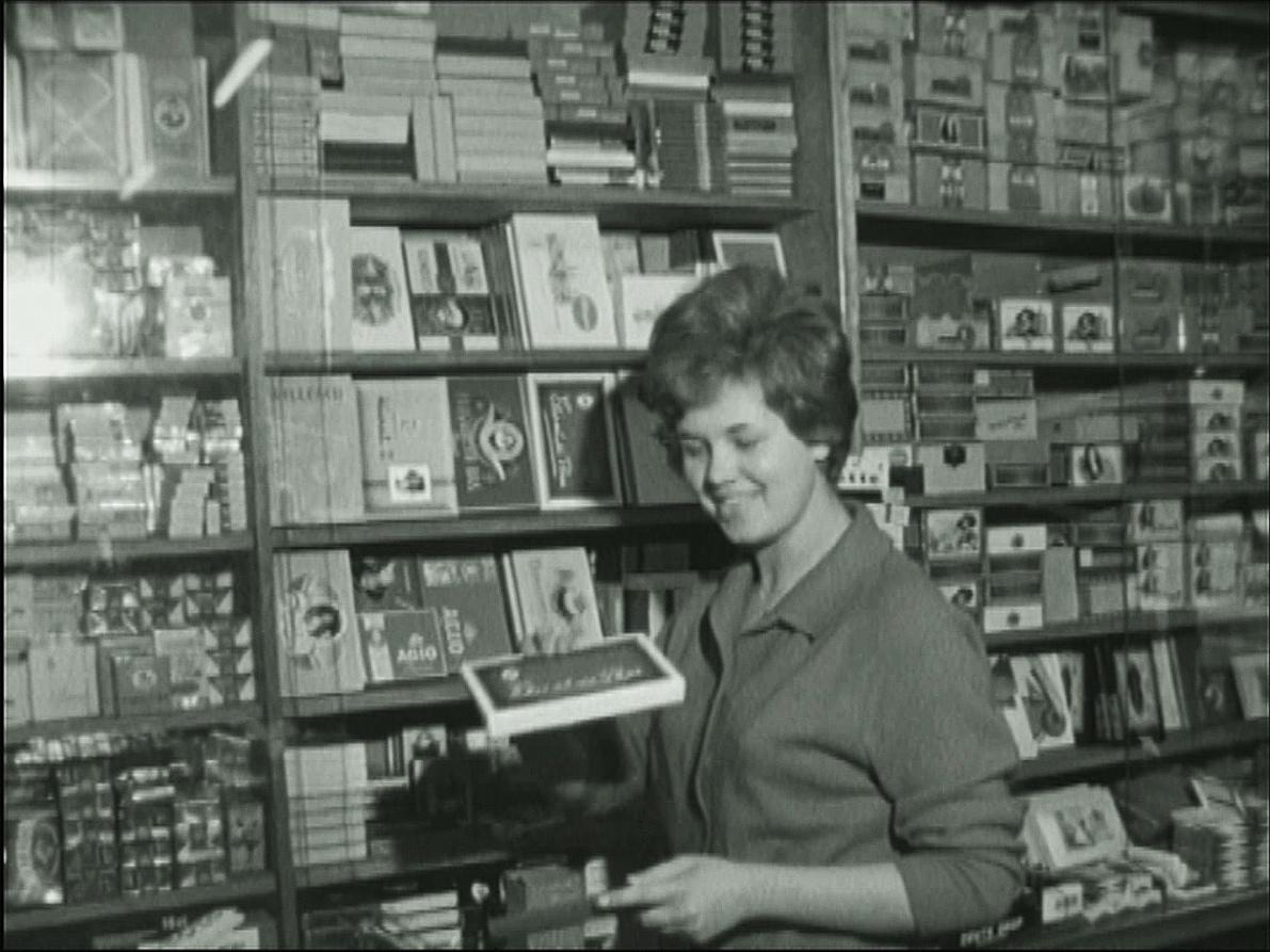 Datering 1964. Berhteke van den Hoogen