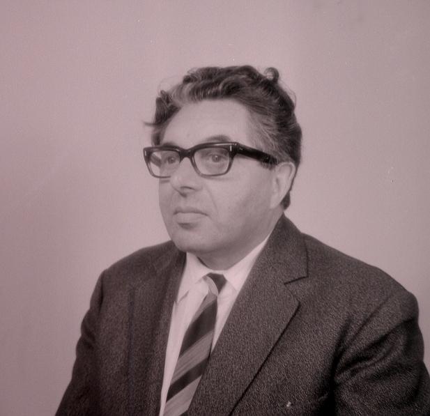 Datering onbekend. Gerrit Marinussen.