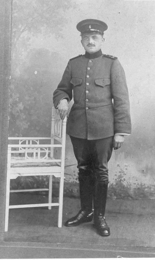 Datering 1914. Janus van Kessel