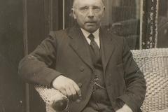 Datering 1940. Tinus van Asseldonk