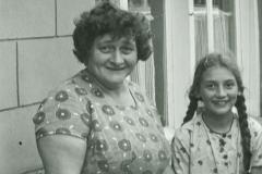 Datering 1963. Miet Tielemans