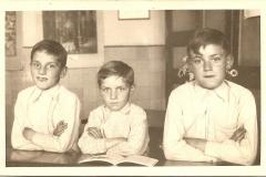 Datering 1954. Sint Janschool