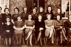 Datering 1948-Huishoudschool-klas-onbekend