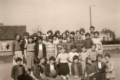 Datering 1956-1957-Mariagaarde-klas5