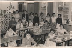 Datering 1959-1960-VGLO-klas2