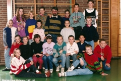 Datering 1991-1992-Octopus-groep8a