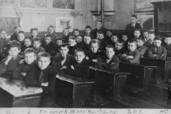 Datering 1928. StJanschool-klas4