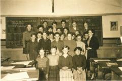 Datering 1955-1956. StJosephschool-klas6
