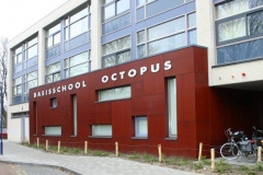 Datering 2005. Octopus-aan-de-Parkweg.
