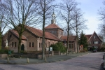Straatbeeld in Venhorst