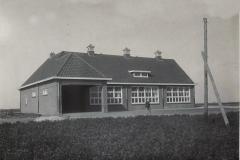 Datering 1933. Corneliusschool Venhorst.
