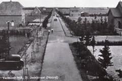 Datering 1938. Ansichtkaart. van Venhorst.
