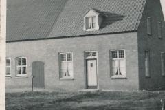 Datering 1950. Boerderij van familie de Koning