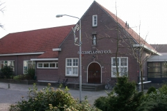 Datering 1932. Sint Cornelius lagere school,